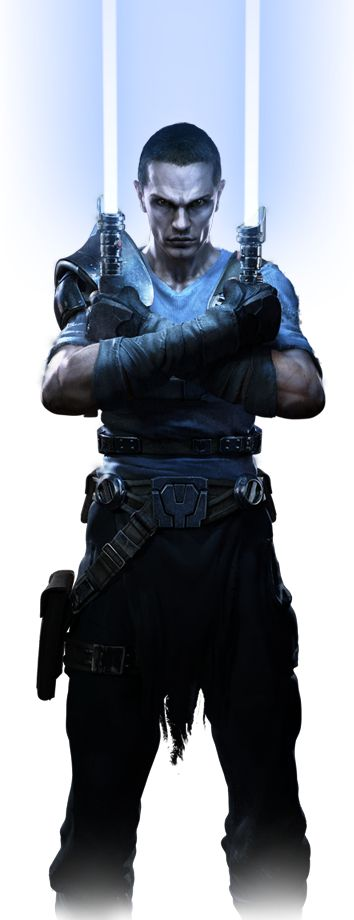 Starkiller - The Force Unleashed - #StarWars