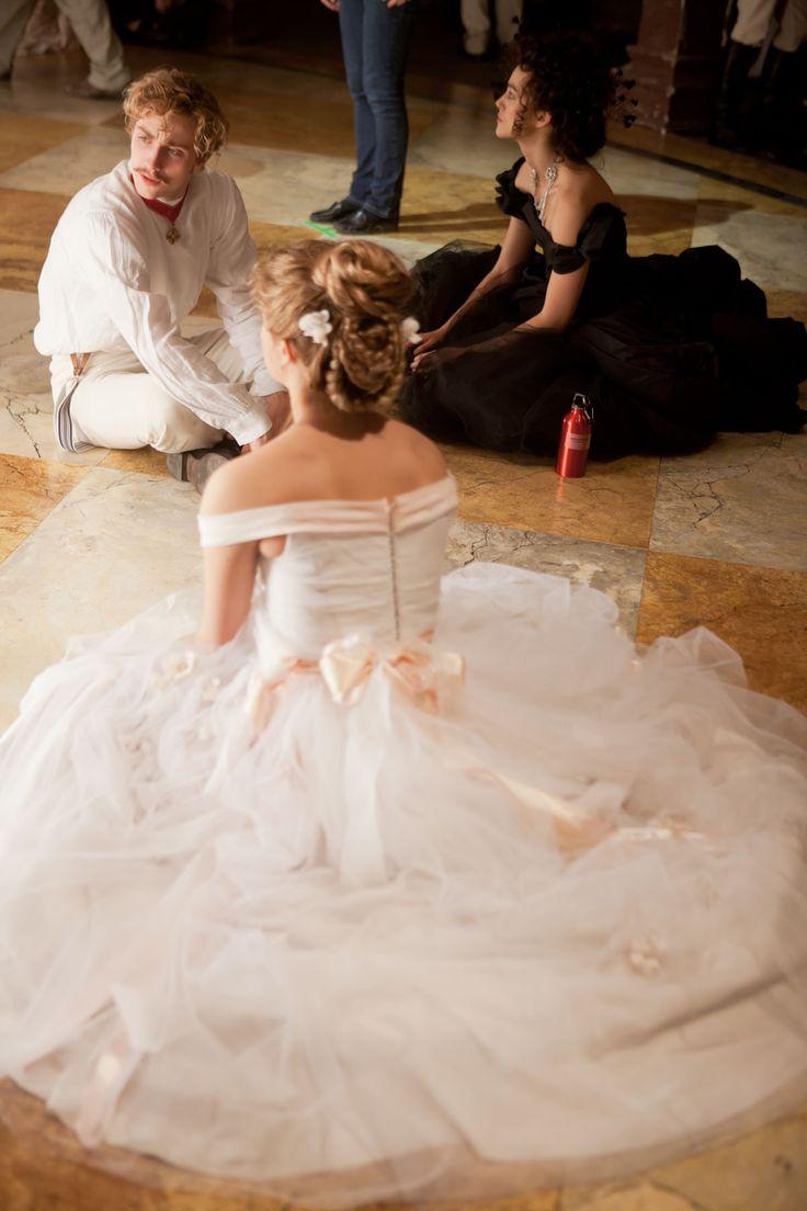 Anna Karenina : photo Aaron Taylor-Johnson, Alicia Vikander, Keira Knightley