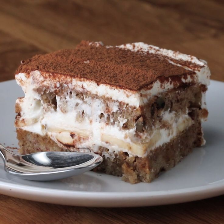 A spin on tiramisu that we love!