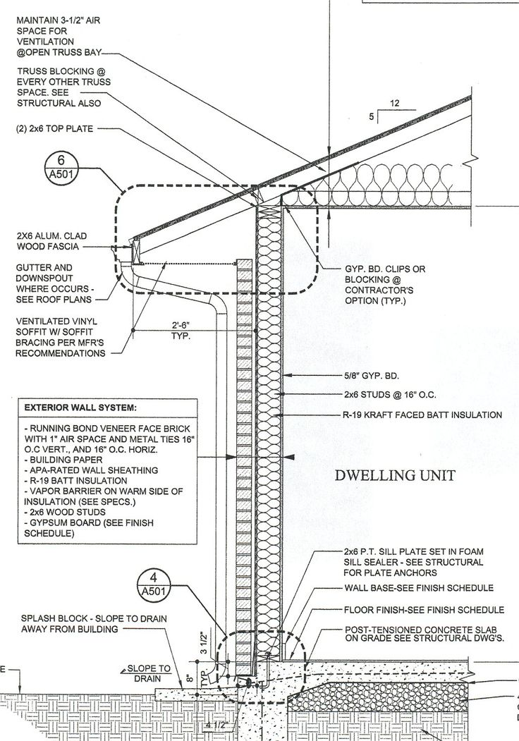 48 best detail drawings images on pinterest detailed for Building terms with pictures