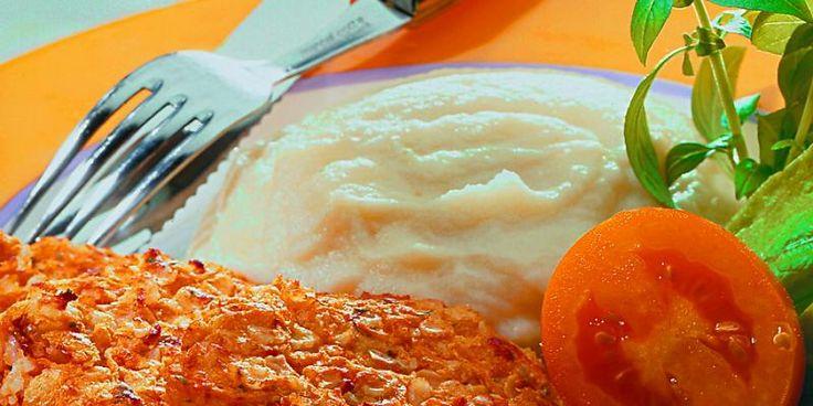 Kevyet porkkanapihvit uunissa