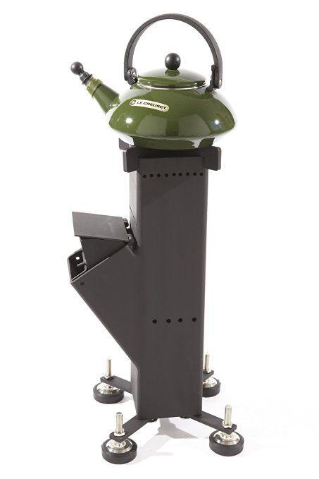 Bell Tent Boutique Outbacker Rocket Herd/Ofen