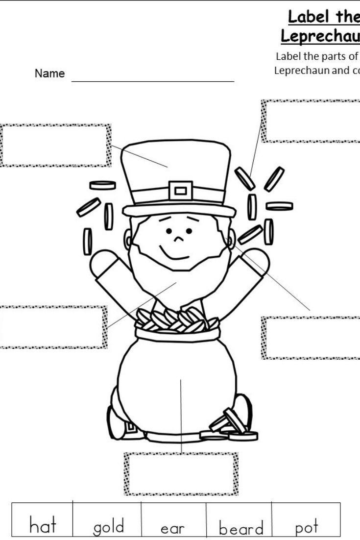 St Patrick S Day Writing Worksheets Bundle Kindermomma Com Writing Worksheets Kindergarten Writing Activities Kids Writing [ 1102 x 735 Pixel ]