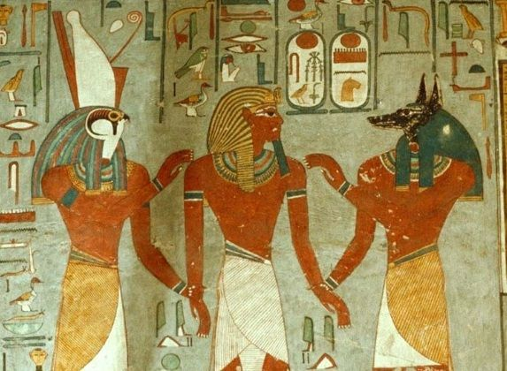 An analysis of the mythology of ancient egypt