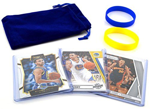 Stephen Curry Assorted Basketball Cards Bundle - Golden State Warriors Trading Cards - 2X MVP # 30  http://allstarsportsfan.com/product/stephen-curry-assorted-basketball-cards-bundle-golden-state-warriors-trading-cards-2x-mvp-30/  CONTAINS – an assortment of authentic cards from manufacturers such as Panini, Upper Deck, SP, Donruss, Pinnacle, and Hoops IMAGINE SEEING YOUR CHILD'S EYES LIGHT UP – when they receive. this cool gift of their favorite athlete. Ea