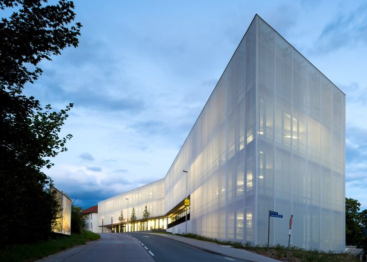 hks   architekten, Fritz-Lipmann-Institut, Jena