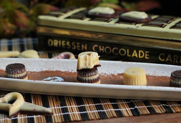 Hjemmelaget, sukkerfri og vegansk hvit sjokolade :)