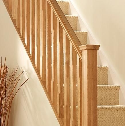 Best Oak Spindle Spindles Stair Parts Doors Joinery 400 x 300