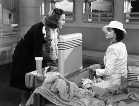 Kay Francis Deanna Durbin Its A Date 1940