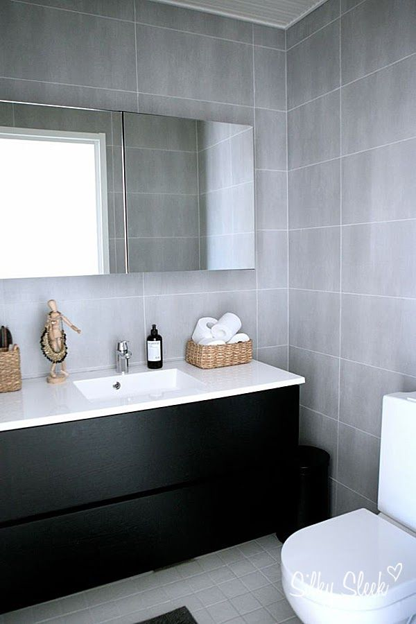 WC simple & minimalistic http://silkysleek.blogspot.fi