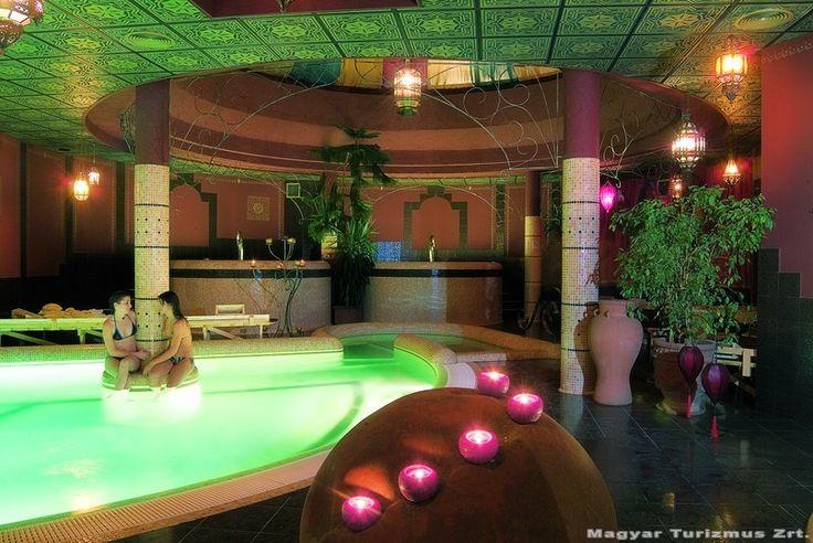 Marokkói fürdő (Puchner Birtok - Bikal)