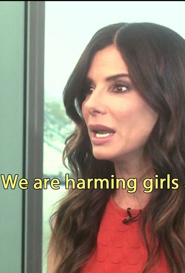 """Excellent video: Sandra Bullock Had The Best Reaction To Being Named """"World's Most…"""