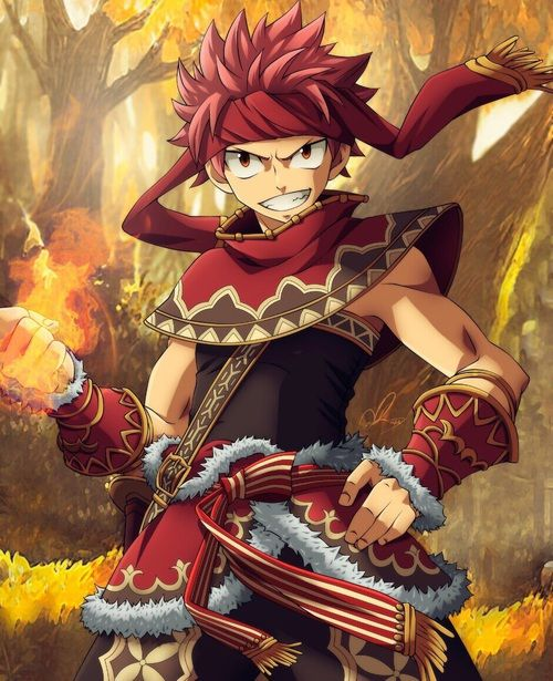 Fairy tail is one of my favorite anime and manga in the world even though I'm on the 6th book and it is very exciting and awesome!