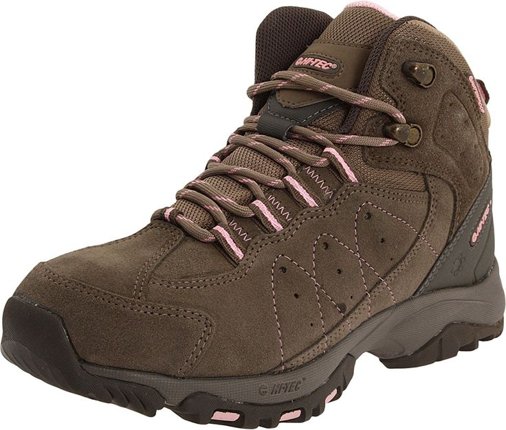 Hi-Tec Women's Lynx Trail Mid WP Hiking Boot -- Read more  at the image link.