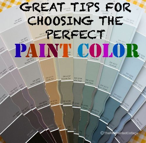 Exteriorhouse Designer: Great Tips For Choosing The Perfect Paint Color