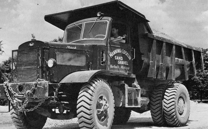 1940 Peterbilt Autos Post