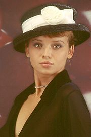 Anna Przybylska  Anna Przybylska (born December 26, 1978 in Gdynia, Poland, died October 5, 2014 in Gdynia, Poland) was a Polish actress and model 35, pancreatic cancer