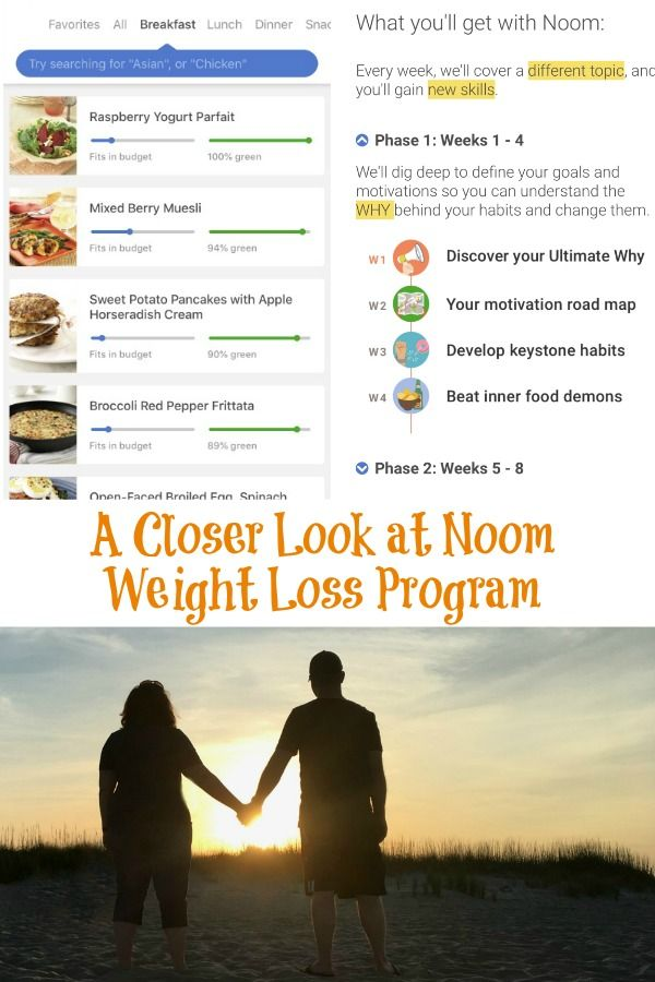 NOOM in the New Year - A Closer Look at Noom Weight Loss Program