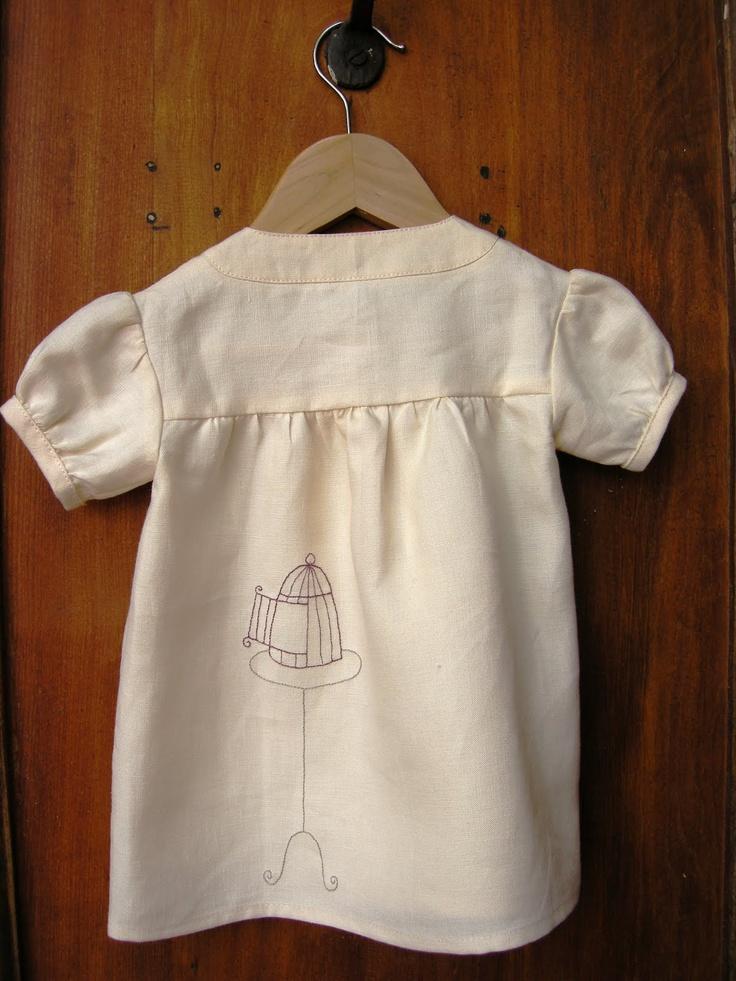 Ropa bebé de Lunita Luná