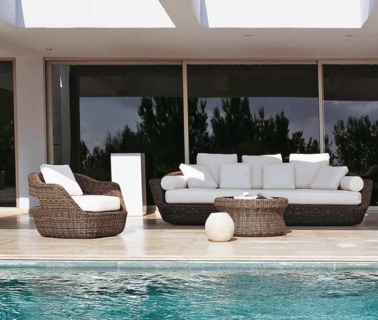 Eden Seating System by Unopiu  The Eden seating system is sure to turn any  setting into a paradise of comfort and style. 16 best images about Garden furniture Unopiu on Pinterest