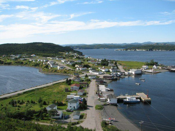Fortune Bay - Little Bay East - Newfoundland - This is where my Dad was raised as a boy :)