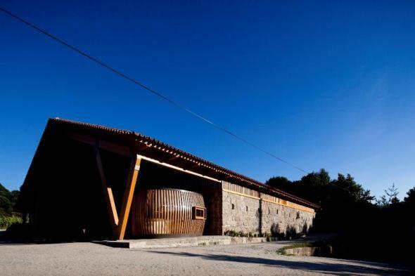 Casa de Vino / Castanheira and Bastai - Noticias de Arquitectura - Buscador de Arquitectura