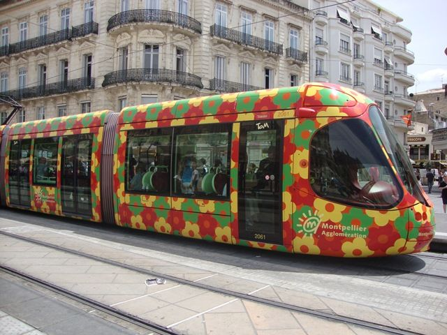 montpellier tram line 3 rome - photo#48