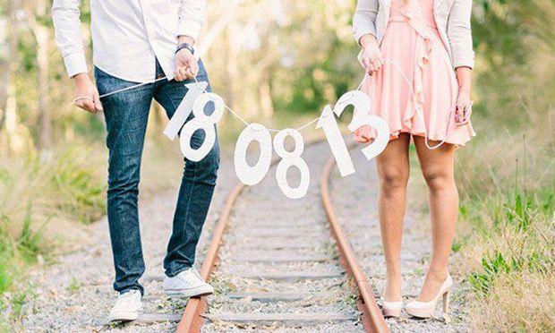Save the Date: ideias originais de pré-convite de casamento.