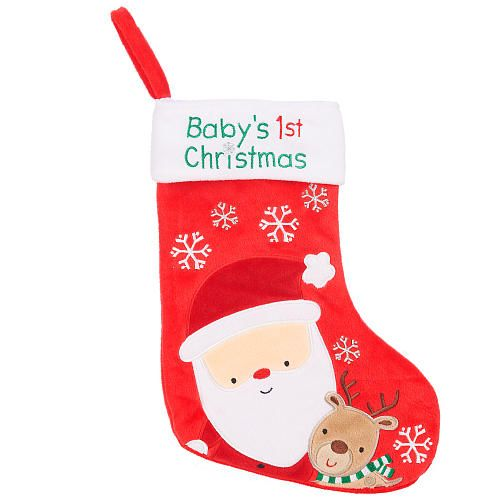 Koala Kids Christmas Stocking - Baby's First Christmas!