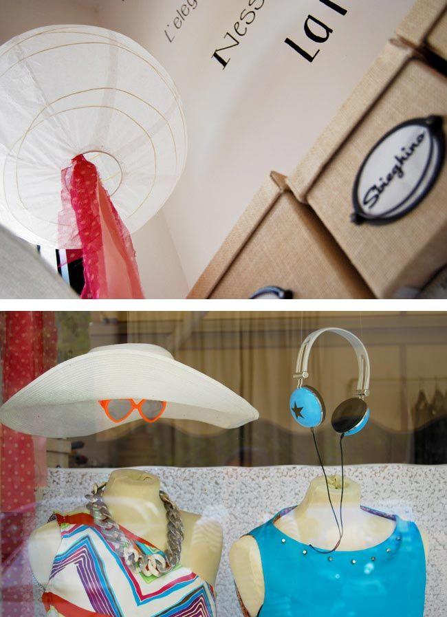 Store windows | Shoptellers for Giralamoda Lab