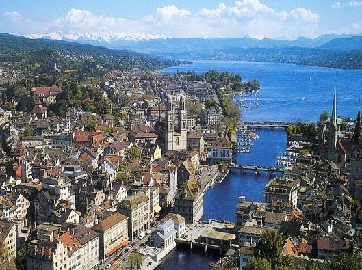 Zürich, Switzerland.