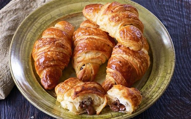 how to make croissants uk