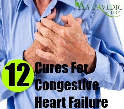 Natural Ways To Prevent Congestive Heart Failure
