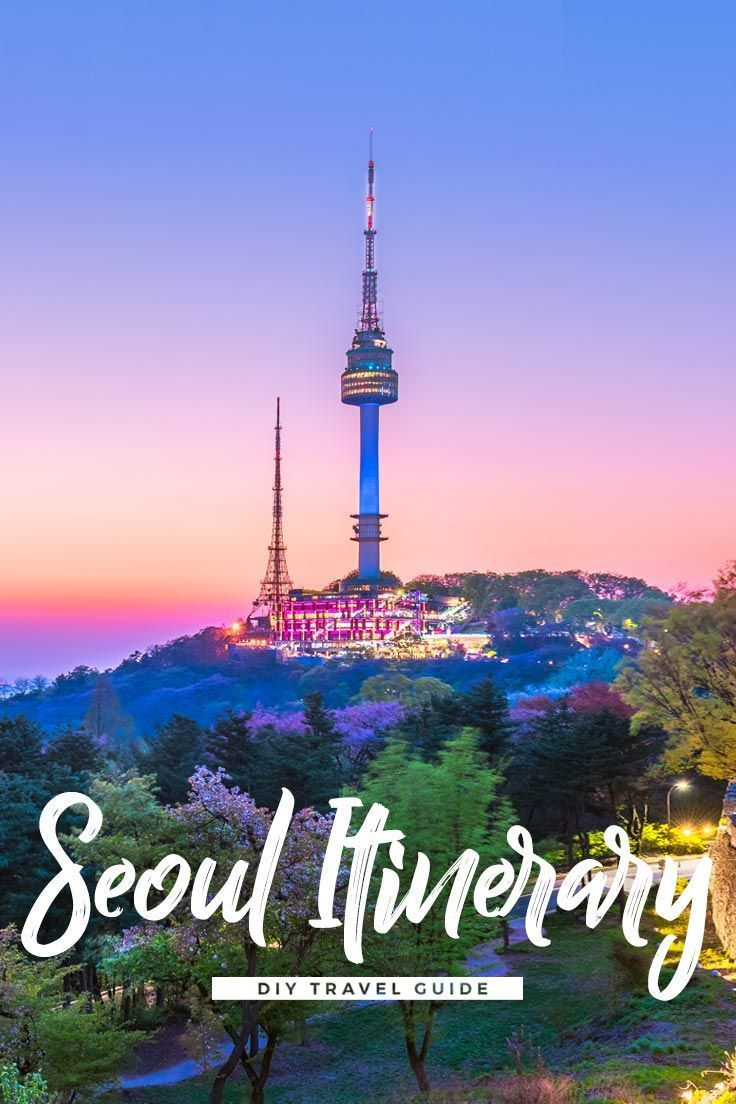 Seoul Itinerary Diy Travel Guide For South Korea 5 Days More Or Less Seoul Itinerary Seoul Travel South Korea Travel