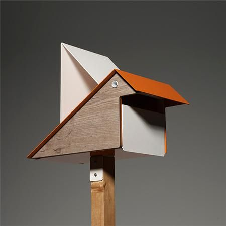 Playso Koo Koo Letterbox - with Side Panels Australian Mail box