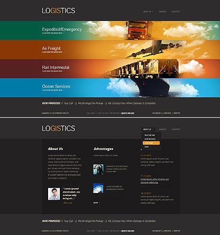 Website Homepage Templates. 100 free photoshop psd website ...