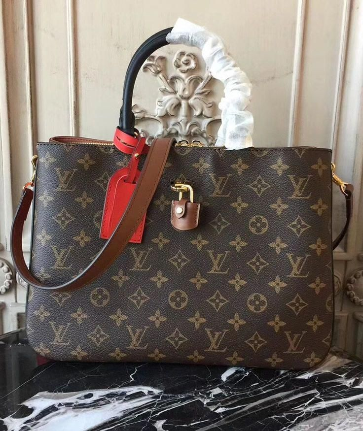dd41c4d18c The Louis Vuitton Monogram Canvas Millefeuille bag is one of a kind. The  word Millefeuille represents a French pastry which is popular in the  country.