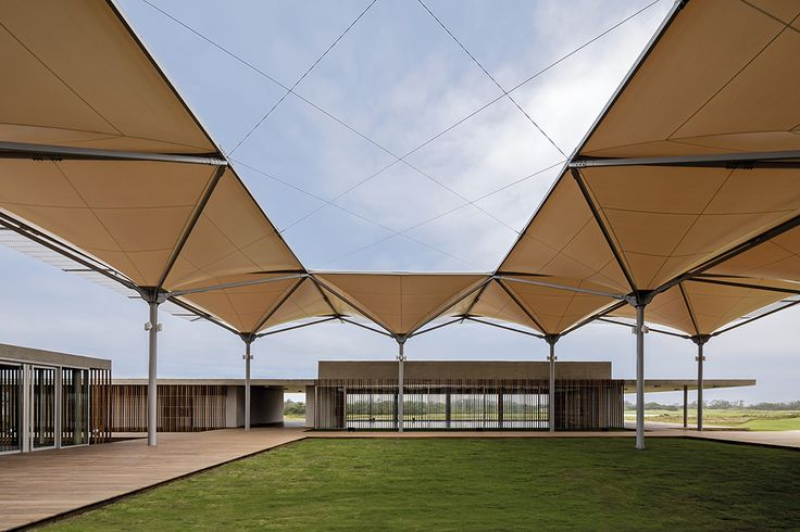 Gallery of Olympic Golf Clubhouse / RUA Arquitetos - 1