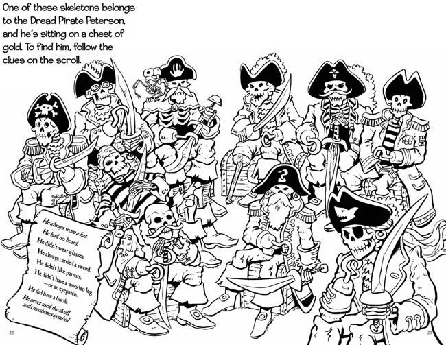 to Dover Publications Puzzles for kids, Coloring