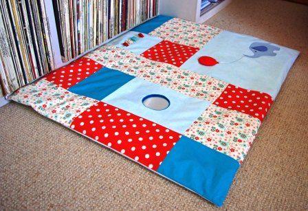 Robyn's playmat