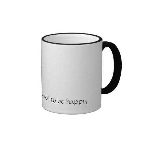 Tea is a perfect reason to be happy (© Mira) Coffee Mug