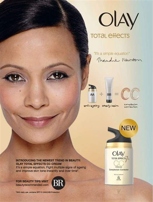 Thandie Newton - Olay Total Effects #ThandieNewton #Olay