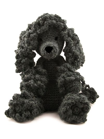 Amigurumi Free Patterns Owl : FREE Poodle Pattern Crochets&Knits Pinterest Toys ...