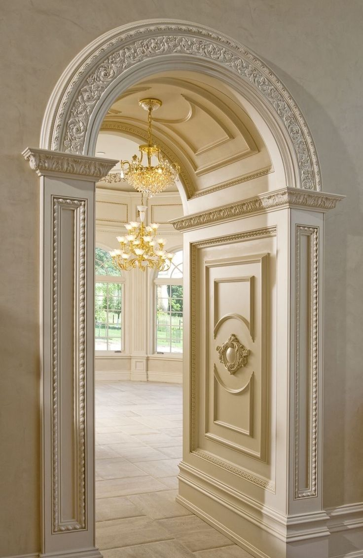 Best 25 archways in homes ideas on pinterest southern for Interior arch designs photos