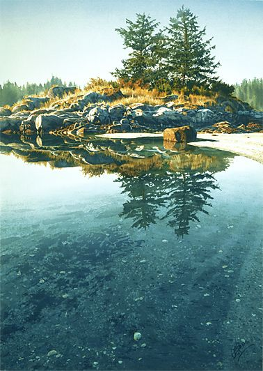 Dawntide, by Carol Evans