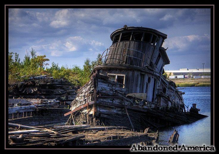- H. Richardson Marine Salvage Yard*