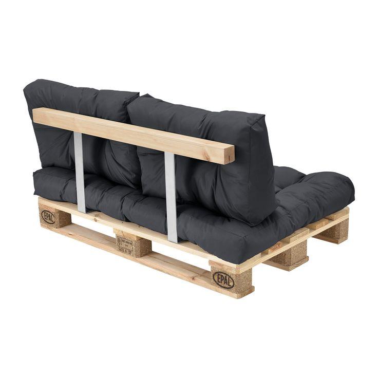 Die besten 25 kissen sofa ideen auf pinterest knoten for Paletten sofa outdoor