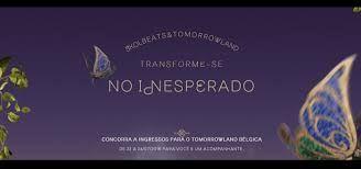 Promoção Skol Beats - Concorra a ingressos para o Tomorrowland Bélgica!