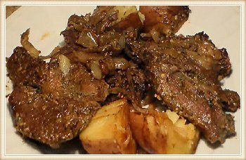 Marinated-Oven-Baked-Steak-Recipe
