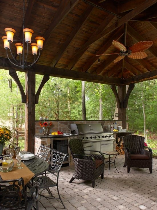 Dominick Tringali Architects: Outdoor Living Spaces For Colder Climates